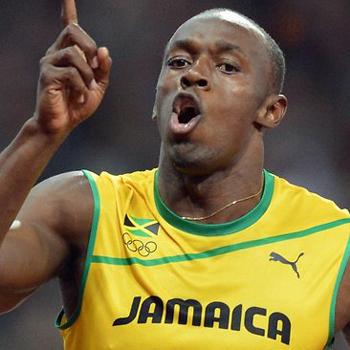 Usain Bolt, 350x350