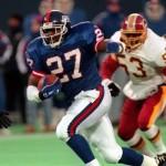Former Giants Rodney Hampton Talks NFL Draft Day