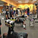 NFL Players: Training for Training Camp