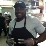 Eat a Bolt Up Burger with McClain for Wounded Warriors