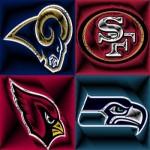 NFL: NFC West Week 5 Game Previews