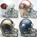 NFL: NFC West Week 10 Game Previews