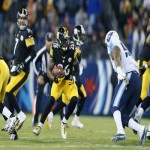 Ben Roethlisberger Throws Five Touchdown Passes in Rout of Chiefs