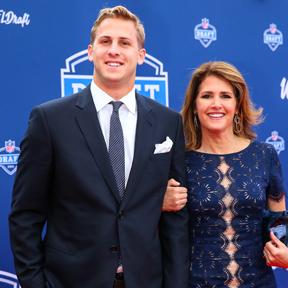 NFL: APR 28 Draft - Red Carpet