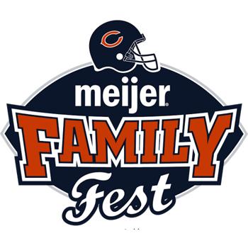 Chicago Bears Fun Fest 350x350