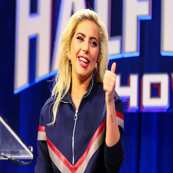 FEB 02 Super Bowl LI Preview - Lady Gaga Press Conference