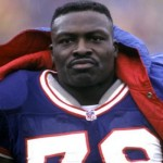 Bruce Smith Visits Bills Practice Ahead of Texans Game