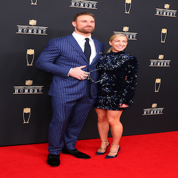 NFL: FEB 02 NFL Honors Red Carpet