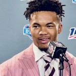 Kyler Murray Selected with the 1st Overall Pick