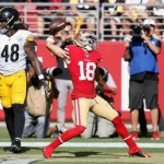49ers Improve to 3-0 with Win Over Steelers