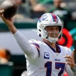 Déjà Vu, Bills Look to Win First Two