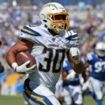 Gordon-less Chargers Ride Ekeler to OT Victory Over Colts