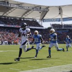 Gordon Fails to Provide Spark, Bolts Fall to Winless Broncos 20-13