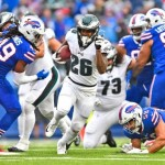 Ugly Weather, Uglier Score, Eagles Soar in Buffalo