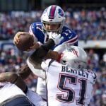 The Good, Bad, and Ugly in Buffalo's Loss to New England