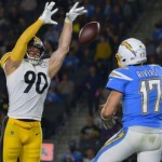 Steelers' QB3 and Defense Too Much for Chargers, As Bolts Fall 24-17