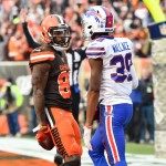Bills Lack Spark, Fall to Browns 19-16