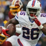 "The ""Motor"" Drives Bills to Victory Over Redskins"