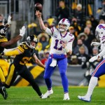 Buffalo Clinches Playoff Berth After Win in Pittsburgh