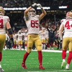49ers Win Shootout against Saints in Instant Classic