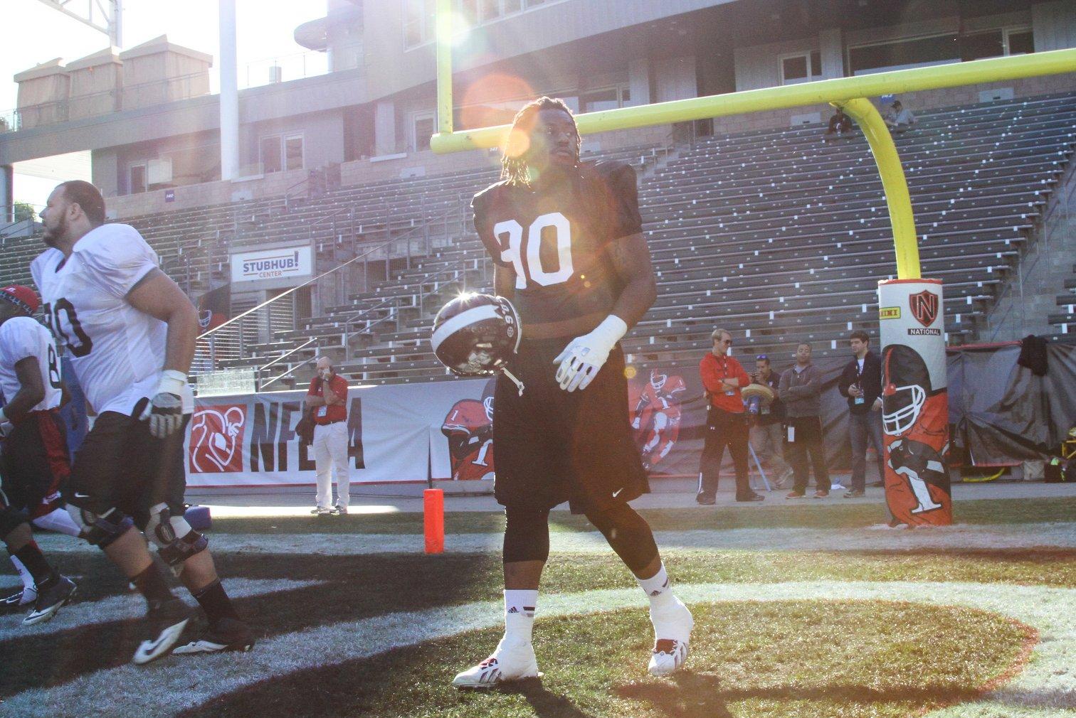 2014 NFLPA Collegiate Bowl
