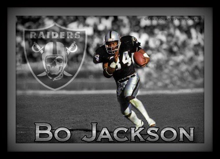 1-Bo Jackson