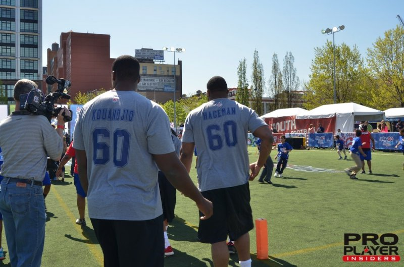 Play 60 NFL Draft Event